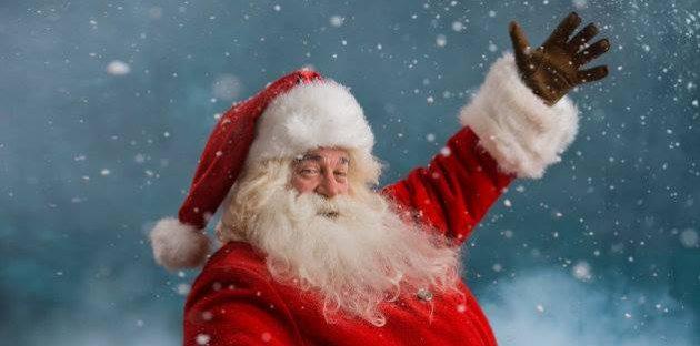 santa sleigh wheathampstead